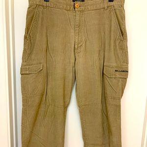 Billabong corduroy pants